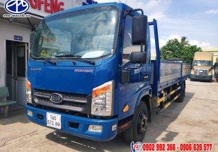 Bán xe tải Veam VT260-1 thùng lửng giá rẻ - Veam 1.9 tấn thùng dài 6m giá 400 triệu tại Bình Dương