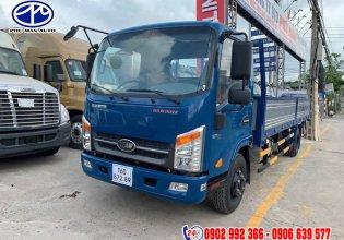 Báo giá xe tải Veam vt260-1 thùng lửng giá rẻ -  Veam 1.9 tấn thùng dài 6m2 giá 400 triệu tại Bình Dương