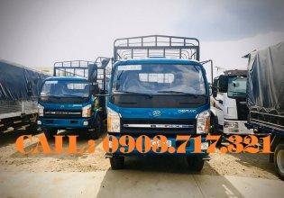 Xe tải Chiến Thắng 7T2 ga cơ. Gía xe tải Chiến Thắng 7t2 thùng dài 6m7 giá hạt dẻ giá 510 triệu tại Bình Phước
