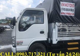 Bán xe tải Vĩnh Phát VM 1T9 thùng mui bạt dài 6m2. Giá xe tải VM 1T9 thùng mui bạt dài 6m2 giá 535 triệu tại Bình Dương