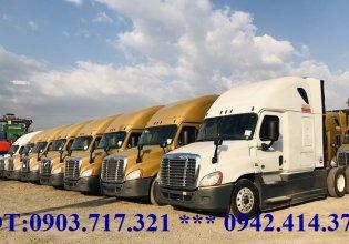 Bán xe đầu kéo Freightliner Cascadia 1 giường 2015. Đầu Kéo Mỹ Freightliner Cascadia 1 giường 2015 giá 1 tỷ 400 tr tại Bình Dương