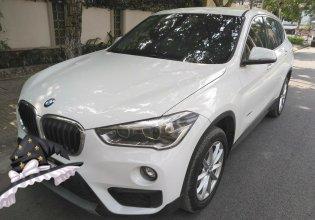 Trắng không tỳ vết - BMW X1 2016 trắng N. Khẩu giá 1 tỷ 180 tr tại Hà Nội