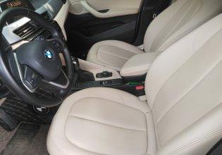Trắng tinh cho tim nàng rung rinh - BMW X1 2016 trắng N. Khẩu giá 1 tỷ 50 tr tại Hà Nội