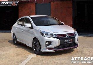 Mitsubishi Attrage 2020 - Giá lăn bánh tháng 6 cực hấp dẫn giá 460 triệu tại Nghệ An