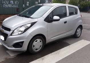 Cần bán lại xe Chevrolet Spark LS sản xuất 2015, màu bạc, số sàn, giá tốt giá 165 triệu tại Hà Nội