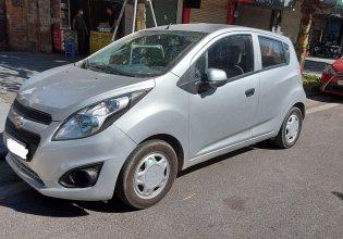 Cần bán gấp Chevrolet Spark C đời 2014, màu bạc, số sàn, giá tốt giá 165 triệu tại Hà Nội