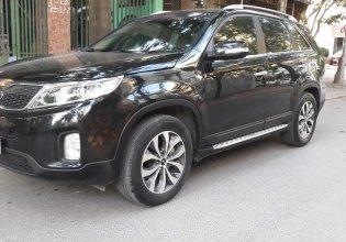 Bán xe Kia Sorento đời 2017, màu đen, số tự động, 610 triệu giá 610 triệu tại Hà Nội