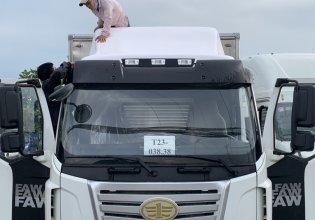 Bán xe tải Faw 7T2 dài 9m7 thùng kín, giá tốt giao xe ngay giá 999 triệu tại Bình Dương