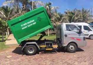Đại lý xe chở rác Mini Jac giá rẻ - nơi bán xe ben Jac 3 khối giá 300 triệu tại Bình Dương