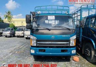Xe tải Chiến Thắng 6T5 thùng 6.5 mét, xe tải Chiến Thắng 7 tấn ga cơ thùng dài 6 mét, bán trả góp toàn quốc giá 480 triệu tại Tp.HCM