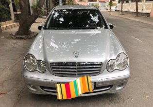 Bán ô tô Mercedes năm 2005, màu bạc, chính chủ giá 215 triệu tại Tp.HCM