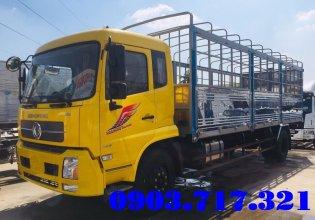 Giá bán xe tải Dongfeng Hoàng Huy B180 9 tấn tháng 7 mới nhất giá 950 triệu tại Bình Dương