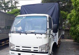 Chuyên bán xe tải Isuzu Vĩnh Phát VM 1T9 thùng mui bạt dài 6m2 giá 550 triệu tại Tp.HCM
