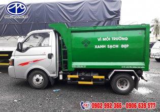 Cần thanh lý xe chở rác Jac 3.5 khối giá rẻ thu hồi vốn giá 360 triệu tại Bình Dương
