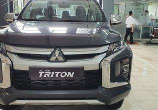 Cần bán Mitsubishi Triton AT 2020, màu bạc, xe nhập, tặng nắp thùng giá 630 triệu tại Nghệ An