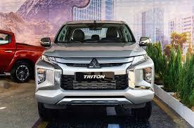 Bán xe Mitsubishi Triton AT đời 2020 nhập khẩu, tặng nắp thùng giá cạnh tranh giá 630 triệu tại Nghệ An