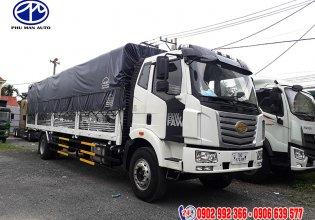 Khuyến mãi tặng vàng khi mua xe tải FAW 8 tấn thùng dài 10m giá 850 triệu tại Bình Dương