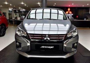 Bán ô tô Mitsubishi Attrage đời 2020, màu xám, nhập khẩu, 460tr giá 460 triệu tại Nghệ An