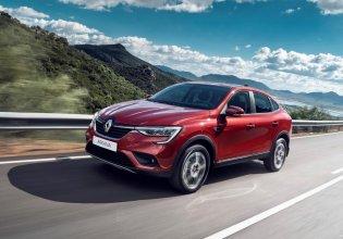 Cần bán xe Renault Renault khác Arkana 2020, màu vàng, nhập khẩu giá 1 tỷ 99 tr tại Tp.HCM
