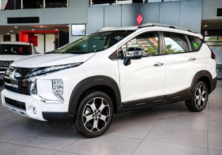 Cần bán Mitsubishi Xpander đời 2020, màu trắng, giá chỉ 555 triệu giá 555 triệu tại Tây Ninh