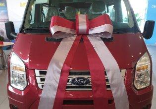 Thanh lí Ford Transit 2019 màu đỏ  giá 690 triệu tại Tp.HCM