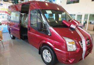 Cần bán xe Ford Transit đời 2019, màu đỏ, giá chỉ 690 triệu giá 690 triệu tại Tiền Giang