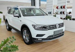 Tiguan Allspace SUV Đức nhập khẩu nguyên chiếc tặng 50% phí trước bạ đến 30/8/2020 giá 1 tỷ 799 tr tại Quảng Ninh