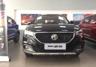 Bán xe MG ZS 1.5 Luxury đời 2020, màu đen giá 639 triệu tại Hà Nội