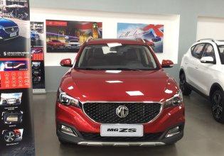 Cần bán xe MG ZS đời 2020, màu đỏ, xe nhập, giá chỉ 639 triệu giá 639 triệu tại Hà Nội
