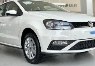 Cần bán xe Volkswagen Polo sản xuất 2020, màu trắng, nhập khẩu nguyên chiếc giá 695 triệu tại Quảng Ninh
