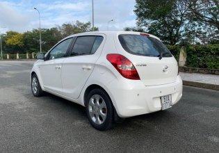 Cần bán xe Hyundai i20 năm 2011, màu trắng, xe gia đình giá 292 triệu tại Tp.HCM