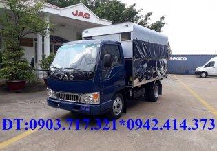 Xe tải Jac trường lái 3T5 - 3500Kg giá tốt nhất gọi ngay Em Huệ  giá 360 triệu tại Tp.HCM