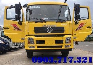Bán xe tải Dongfeng B180 9 tấn động cơ Cummin Mỹ nhập chính hãng giá 915 triệu tại Bình Dương