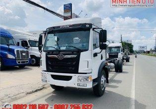 Xe tải 8 tấn chở hàng cồng kềnh - Bán xe tải FAW 8T thùng dài 8 mét - Hỗ trợ ngân hàng 70% giá 790 triệu tại Bình Dương