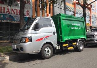 Bán xe ben chở rác 3.5 khối giá tốt, giao xe ngay. Xe ben Jac chở rác 3.5 khối giá 410 triệu tại Tp.HCM