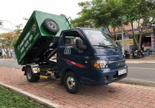 Xe ben chở rác thùng 3.5 khối thương hiệu Jac giá tốt. Giao xe ngay giá 420 triệu tại Bình Phước
