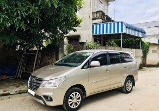 Gia đình cần bán Toyota Innova 2015 giá 365 triệu tại Hà Nội