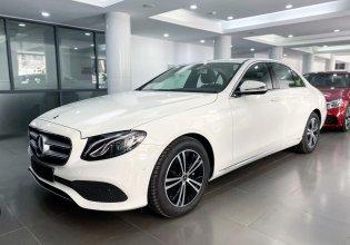 Bán Mercedes E180 2020 siêu lướt màu trắng, nội thất nâu giá cực tốt giá 1 tỷ 999 tr tại Hà Nội