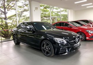 Cần bán Mercedes C300AMG 2019, màu đen giá 1 tỷ 850 tr tại Tp.HCM