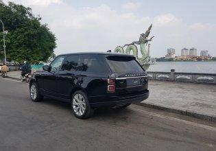 Bán ô tô LandRover Range Rover HSE 3.0 đời 2020, màu đen, nhập khẩu chính hãng giá 7 tỷ 600 tr tại Hà Nội