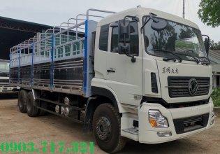 Công ty bán xe tải Dongfeng 3 chân 15 tấn ga điện nhập khẩu 2020 giá 1 tỷ 260 tr tại Bình Dương