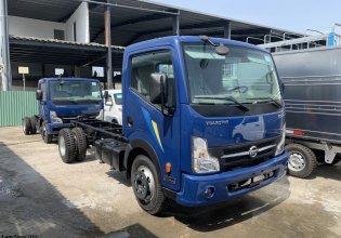 Xe Tải Nissan 1T9 - Nissan 3T5 thùng 4.3 mét thùng bạt thùng kín giao ngay giá 650 triệu tại Đồng Tháp