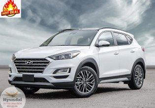 Hyundai Tucson ưu đãi đến 20tr, tặng full phụ kiện, xe sẵn đủ màu giao ngay, hỗ trợ 90% giá 774 triệu tại Tp.HCM
