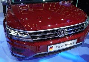Volkswagen Tiguan luxury S Thể thao cá tính - An toàn chính xác- Ưu đãi lớn nhất miền Bắc   giá 1 tỷ 849 tr tại Quảng Ninh