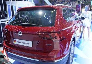 Bán ô tô Volkswagen Tiguan luxury đời 2020, màu đỏ, xe nhập giá 1 tỷ 849 tr tại Quảng Ninh