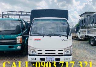 Bán xe tải Isuzu VM Vĩnh Phát 1T9 thùng mui bạt dài 6m2. giá 535 triệu tại Bình Dương