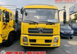 Bán Dongfeng 8T Thùng Dài 9.5 Mét - Sản xuất 2021, màu vàng, nhập khẩu chính hãng giá 970 triệu tại Bình Dương