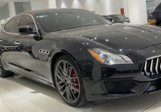 Bán xe Maserati đời 2015, màu đen giá 2 tỷ 800 tr tại Tp.HCM