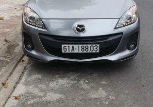 Bán xe Mazda 3S số tự động, sx 2014 màu bạc giá 420 triệu tại Tp.HCM