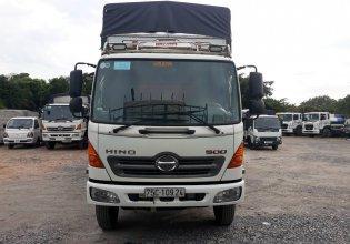 cần bán xe tải hino fc đời 2016 cũ mui bạt giá rẻ giá 780 triệu tại Tp.HCM